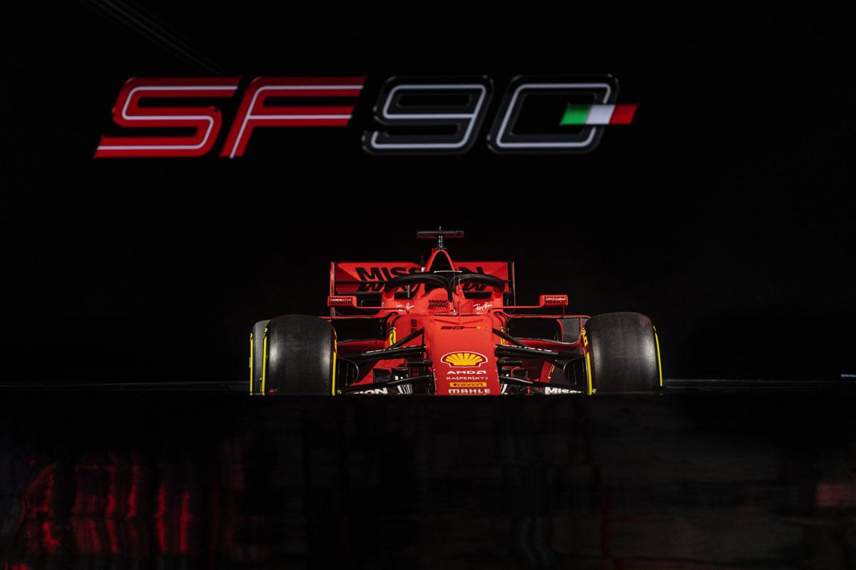 フェラーリ SF90 ⑨