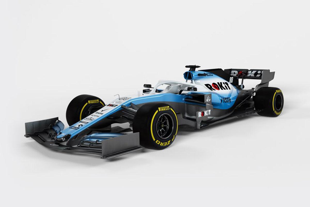 F1 ウィリアムズ FW42