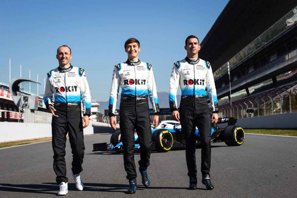 F1 ウィリムズF1