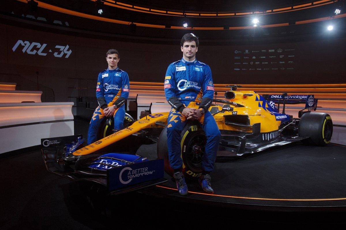 F1 マクラーレン ルノーF1