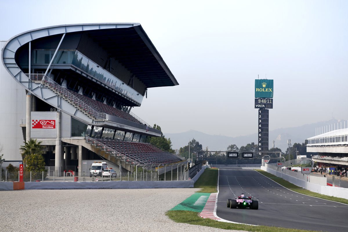 2019 F1 Barcelona Test 1 | Participating Drivers & Test