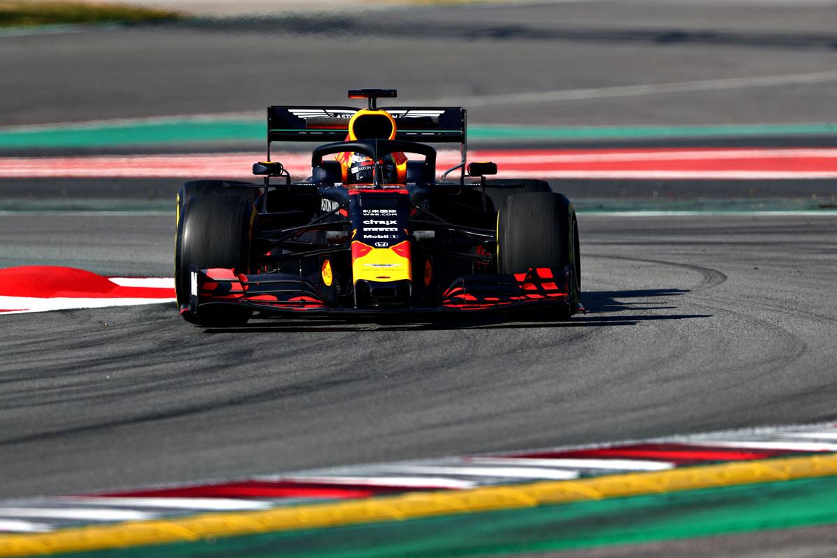 F1 レッドブル・レーシング ホンダF1