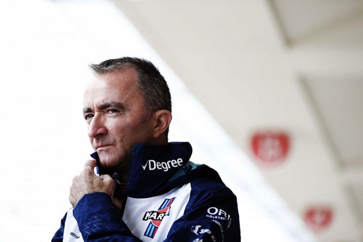 F1 ウィリアムズ パディ・ロウ