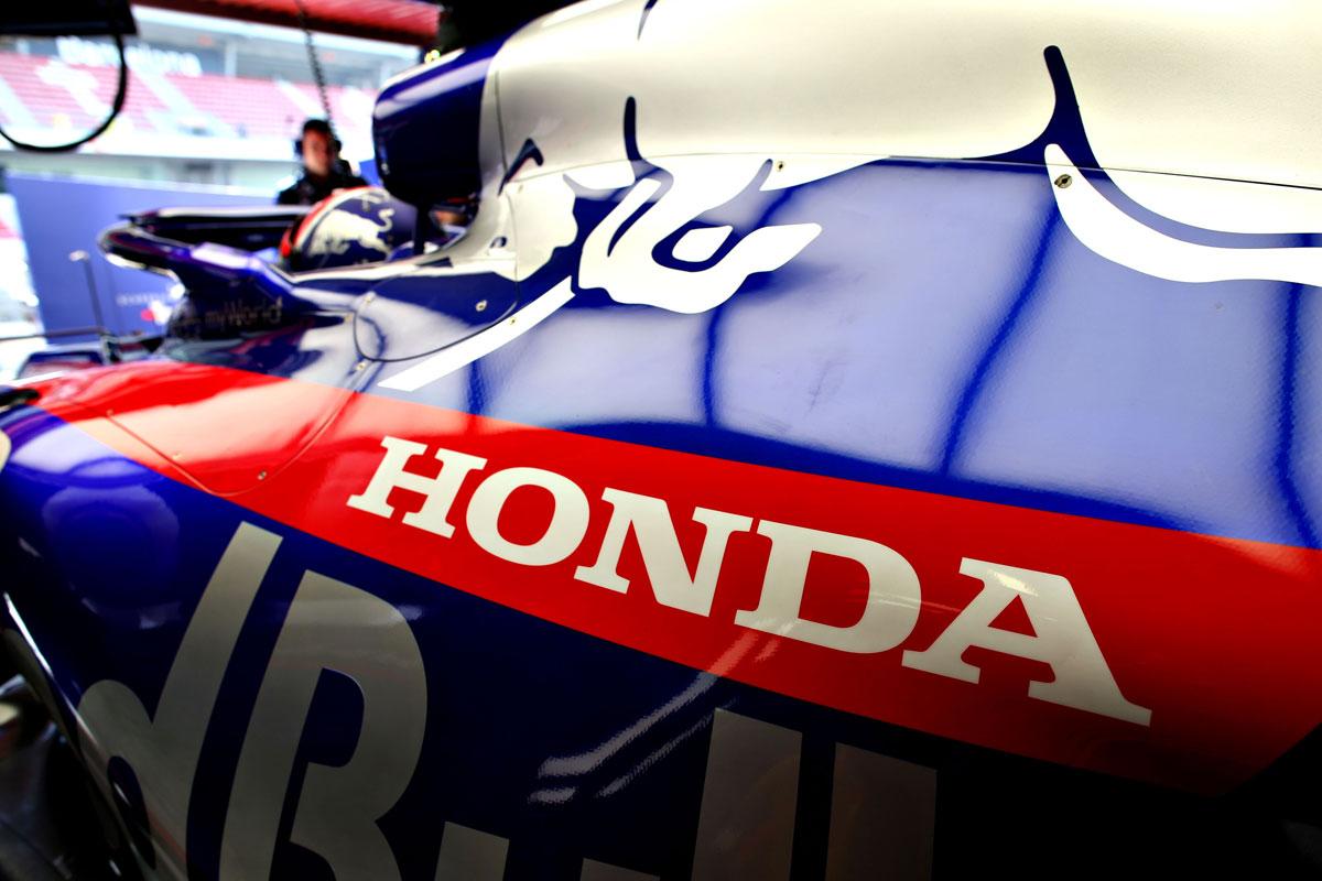 F1 スクーデリア・トロ・ロッソ ホンダF1