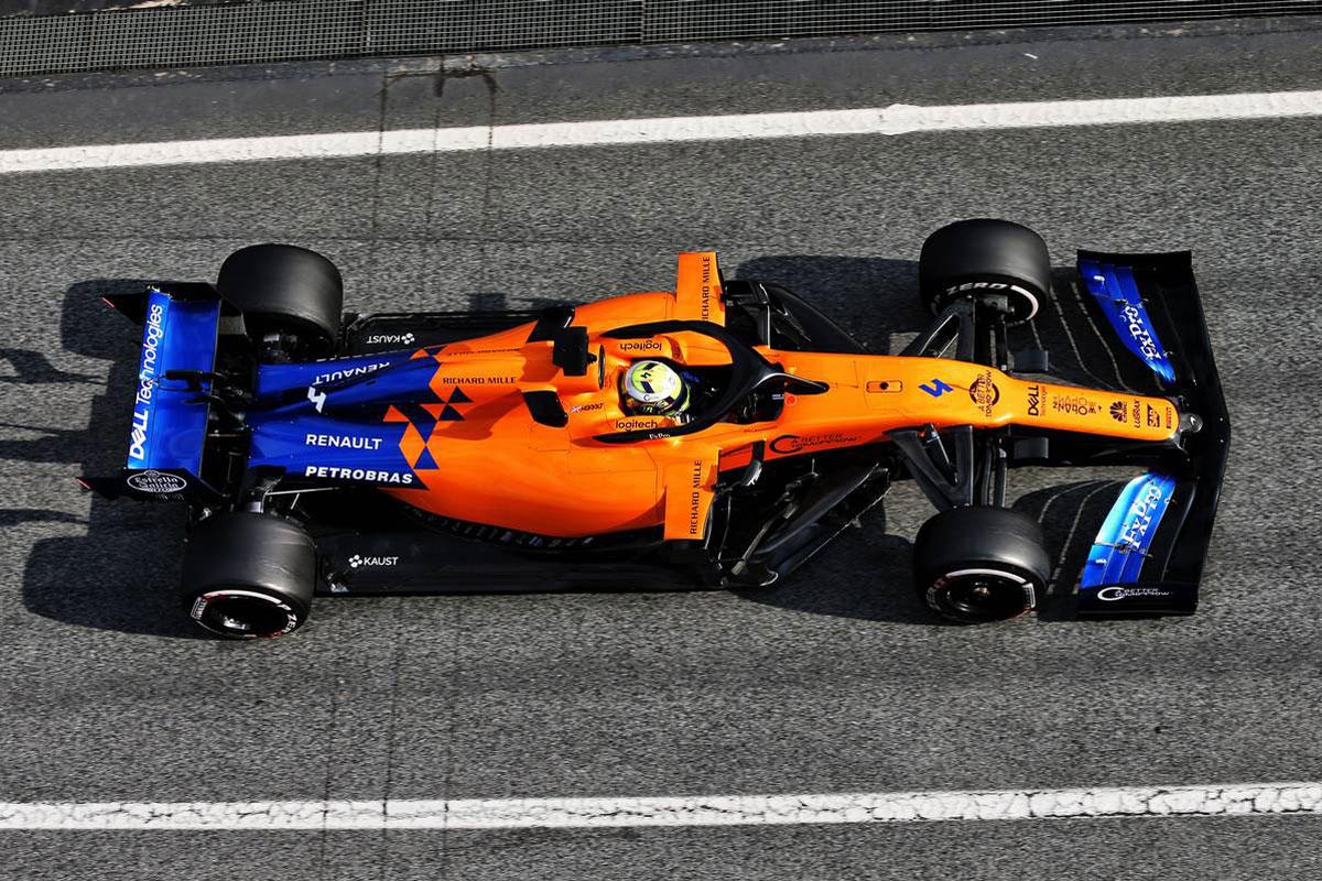 F1ルノーF1 マクラーレン