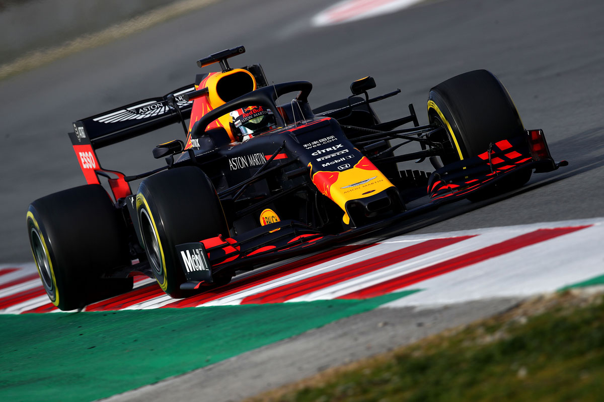 Pierre Gasly Red Bull Racing