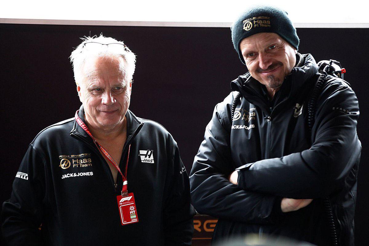 F1 ハースF1チーム レッドブル