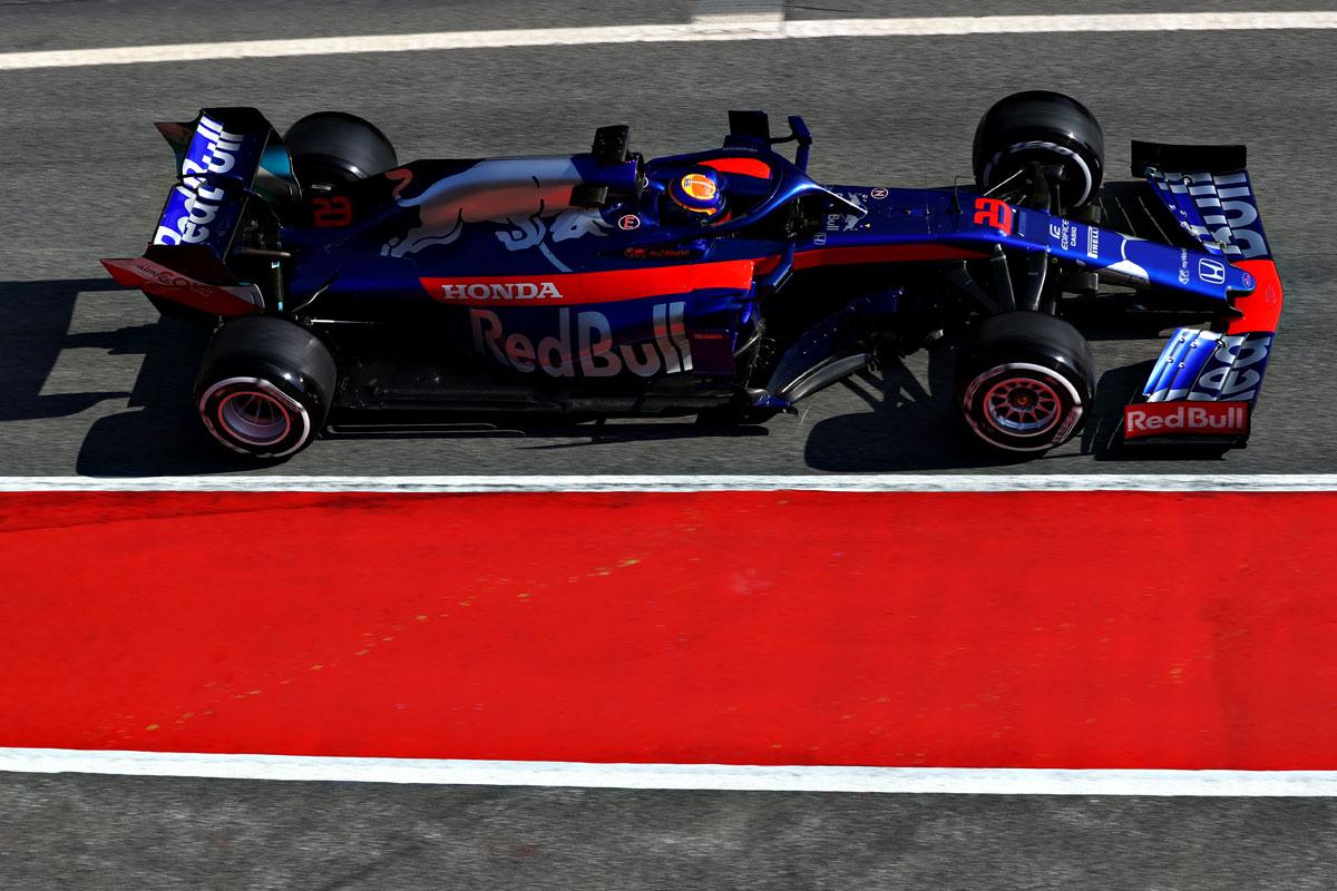 F1 トロロッソ ホンダF1