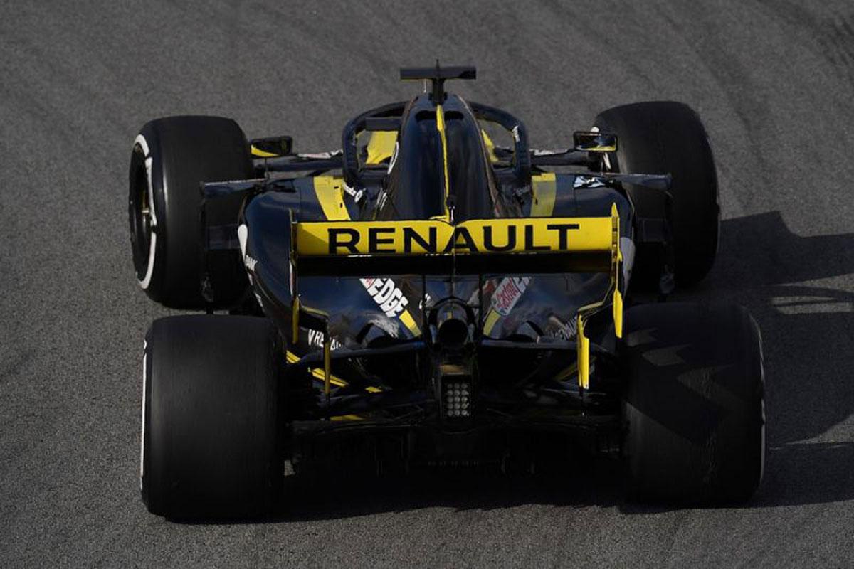 F1 ニコ・ヒュルケンベルグ ルノーF1
