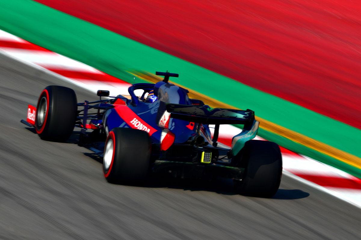 F1 トロロッソ・ホンダ ホンダF1