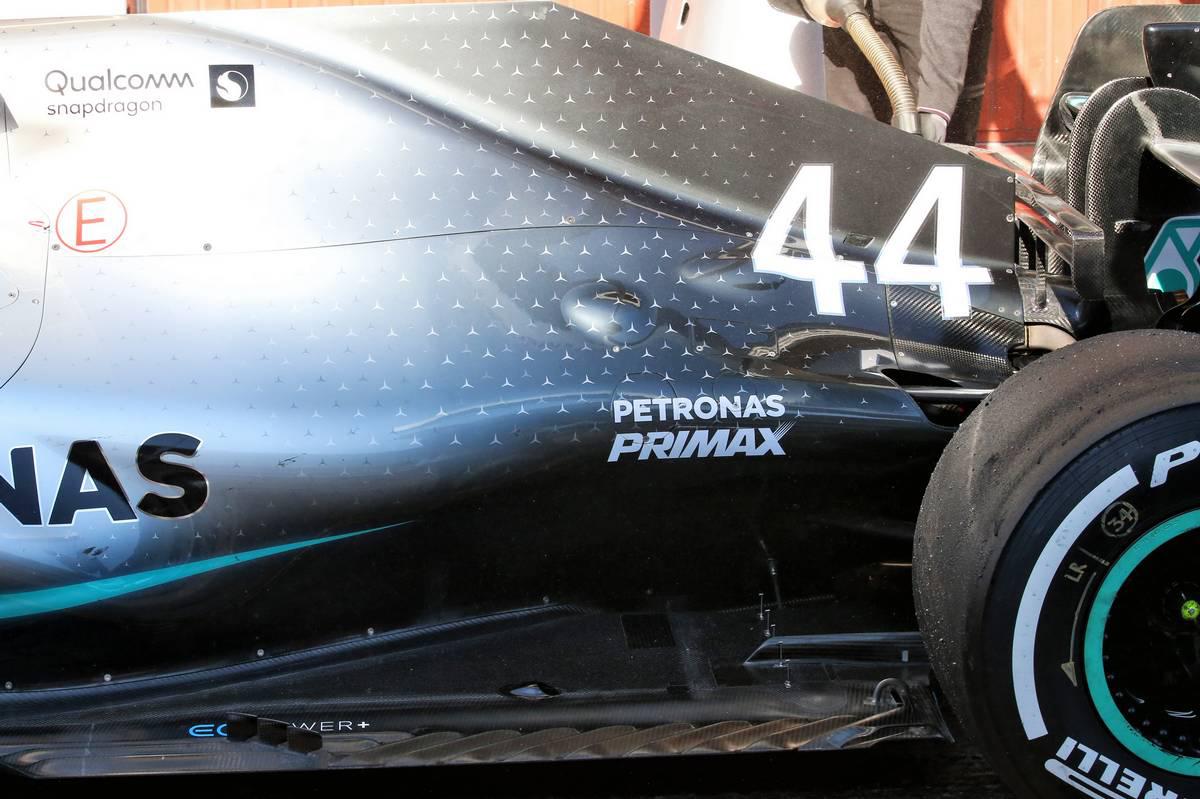 メルセデスAMG F1
