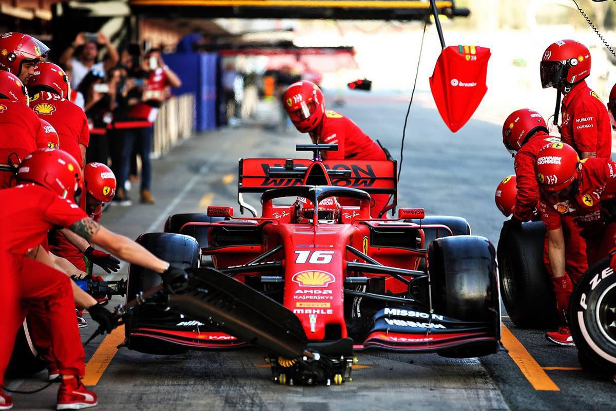 F1 バルセロナテスト 3日目 結果