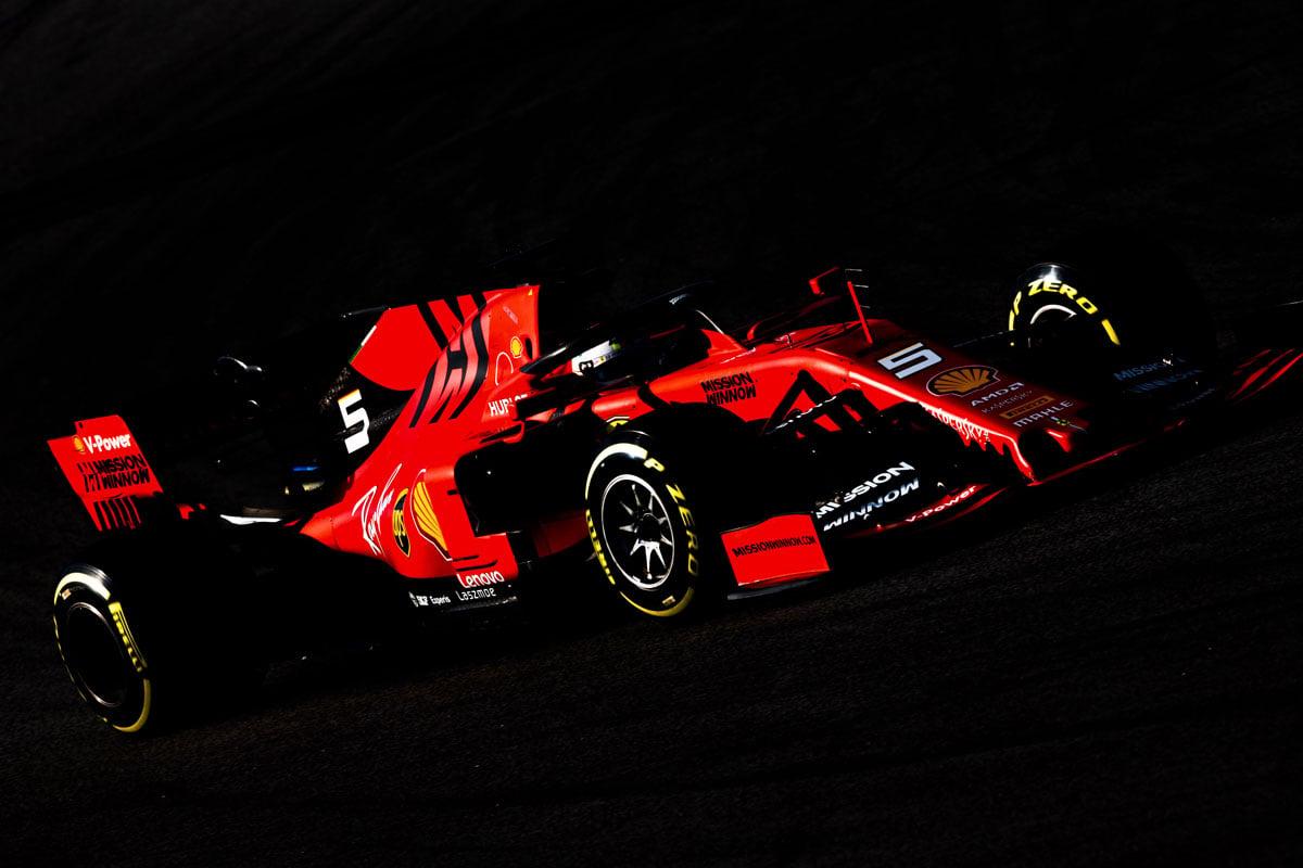 F1 バルセロナテスト 最終日 結果