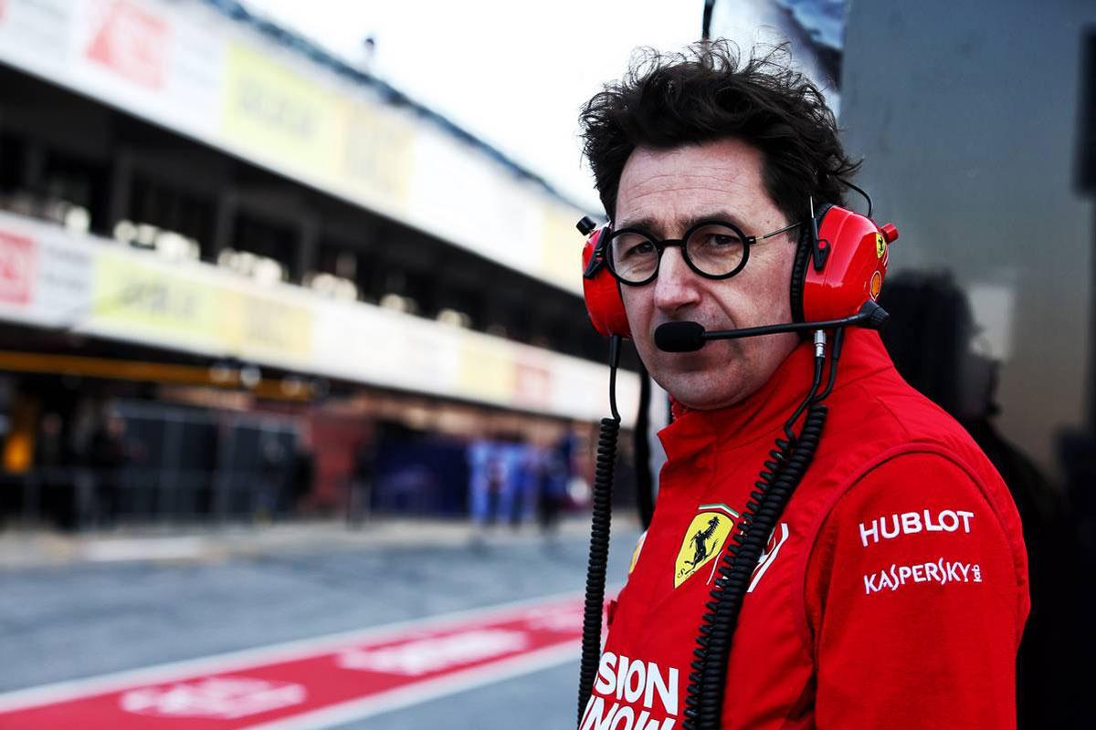 F1 アラン・プロスト フェラーリ
