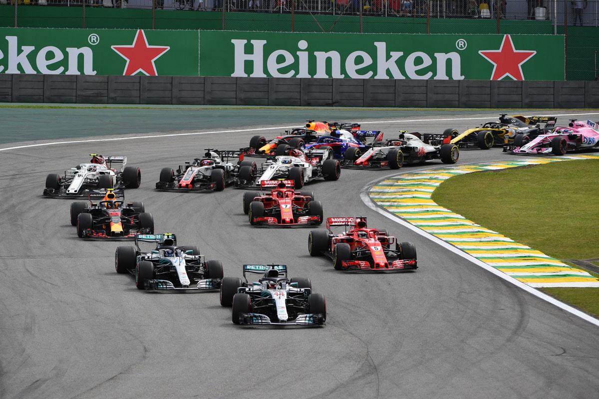 F1 ファステストラップ