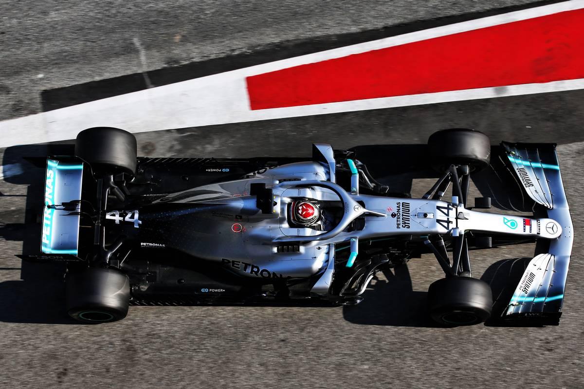 F1 メルセデスAMG F1