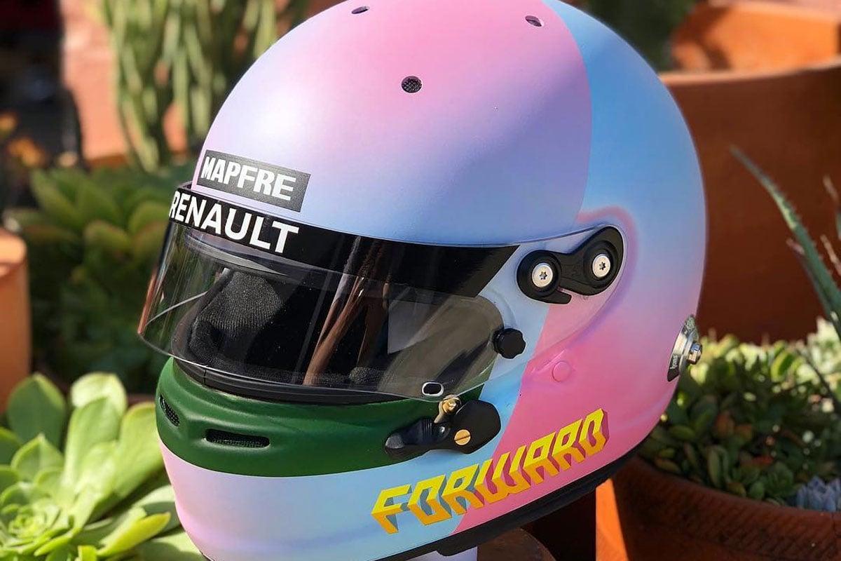 F1 ダニエル・リカルド ルノーF1チーム