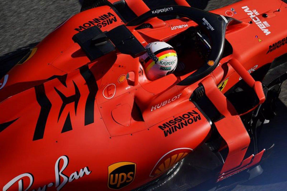 F1 フェラーリ フィリップモリス