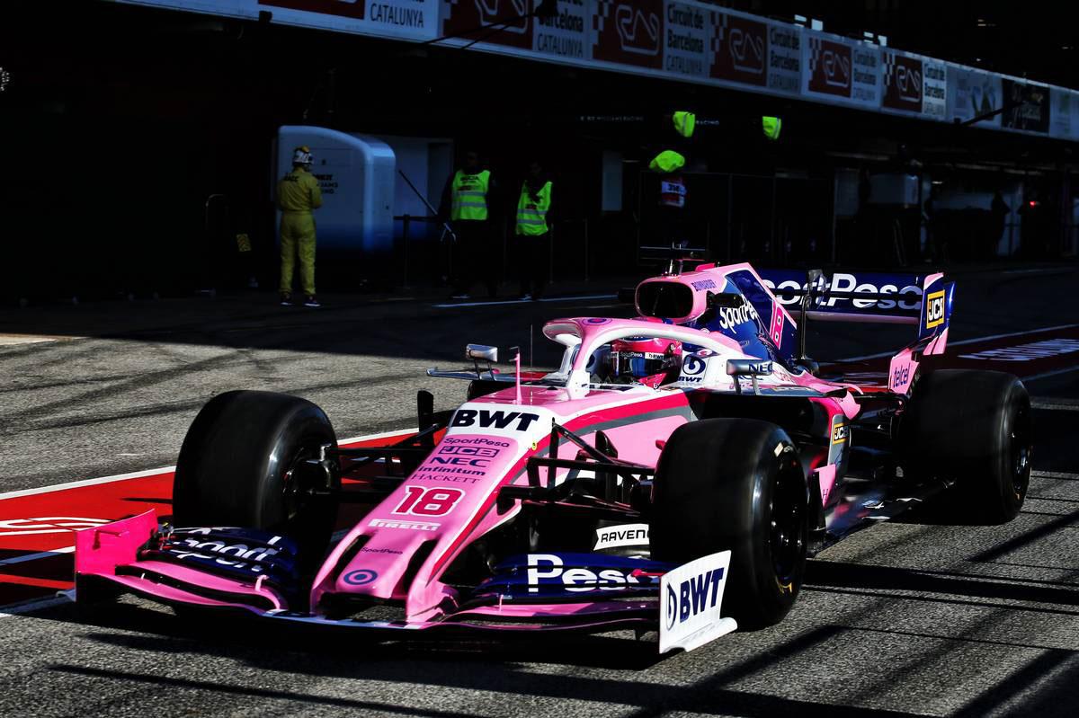 レーシングポイント 「開幕戦で登場するRP19はまったく異なる」