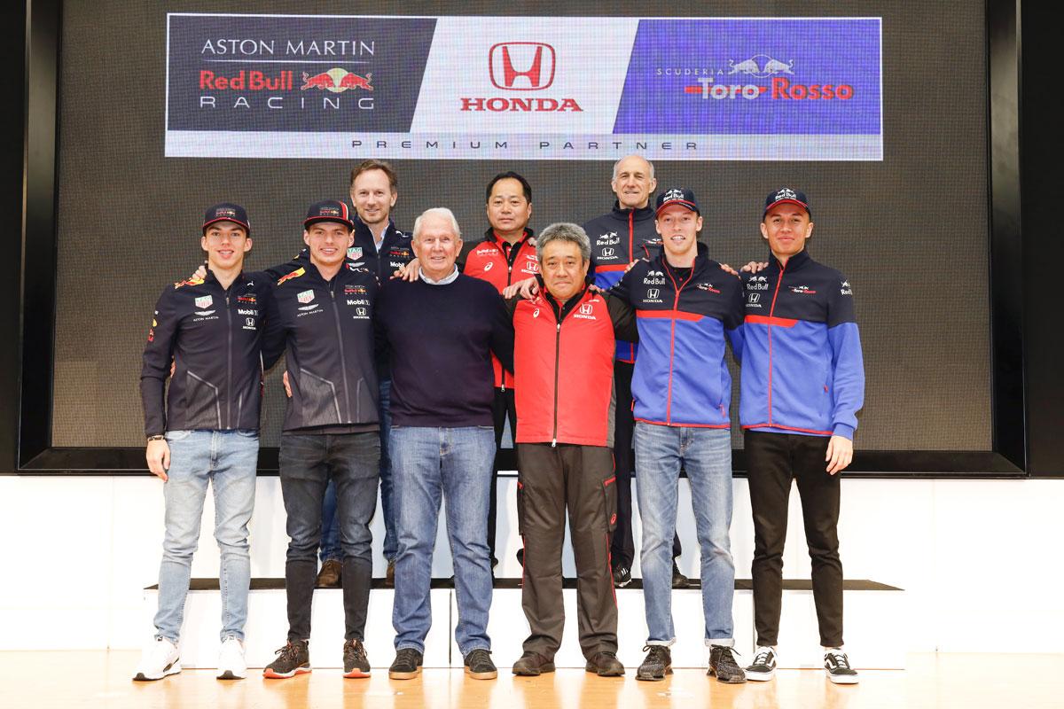 F1 ホンダF1 オーストラリアグランプリ 2019年のF1世界選手権