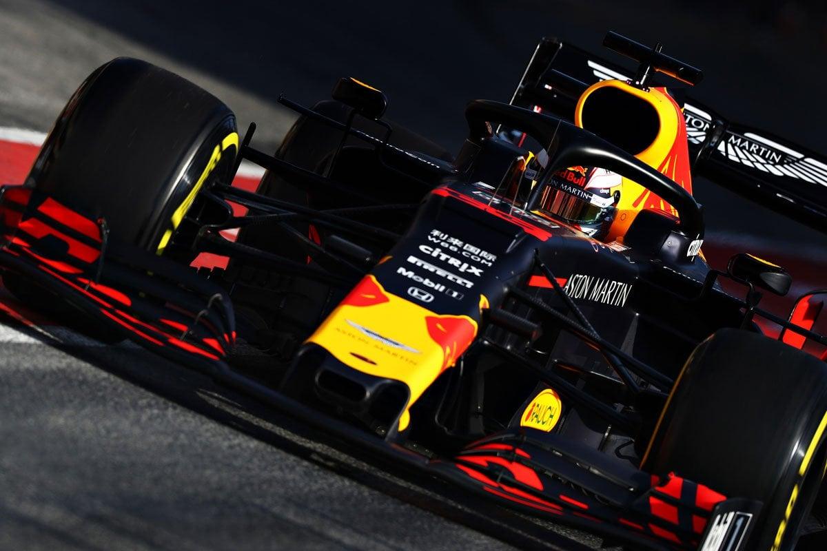 F1 ホンダF1 レッドブル エクソンモービル