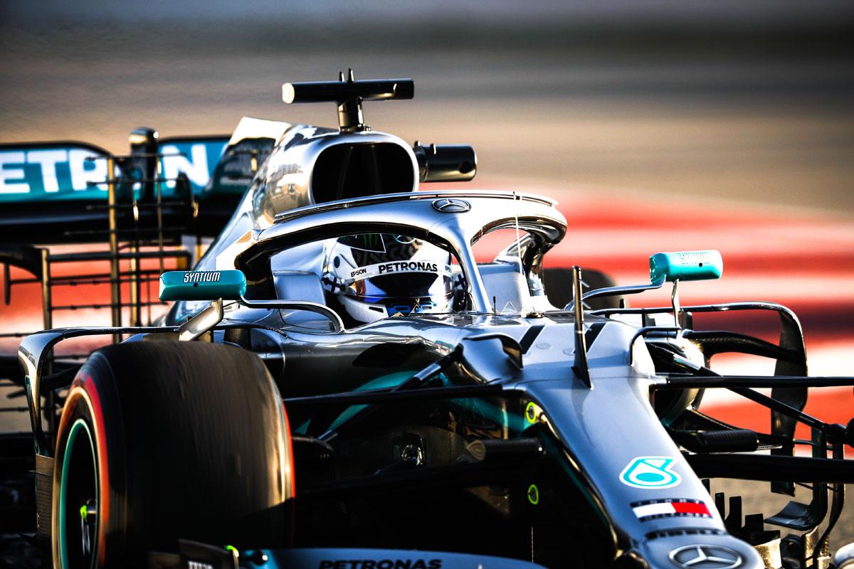 F1 メルセデスAMG F1 2019年のF1世界選手権 レッドブル・ホンダ