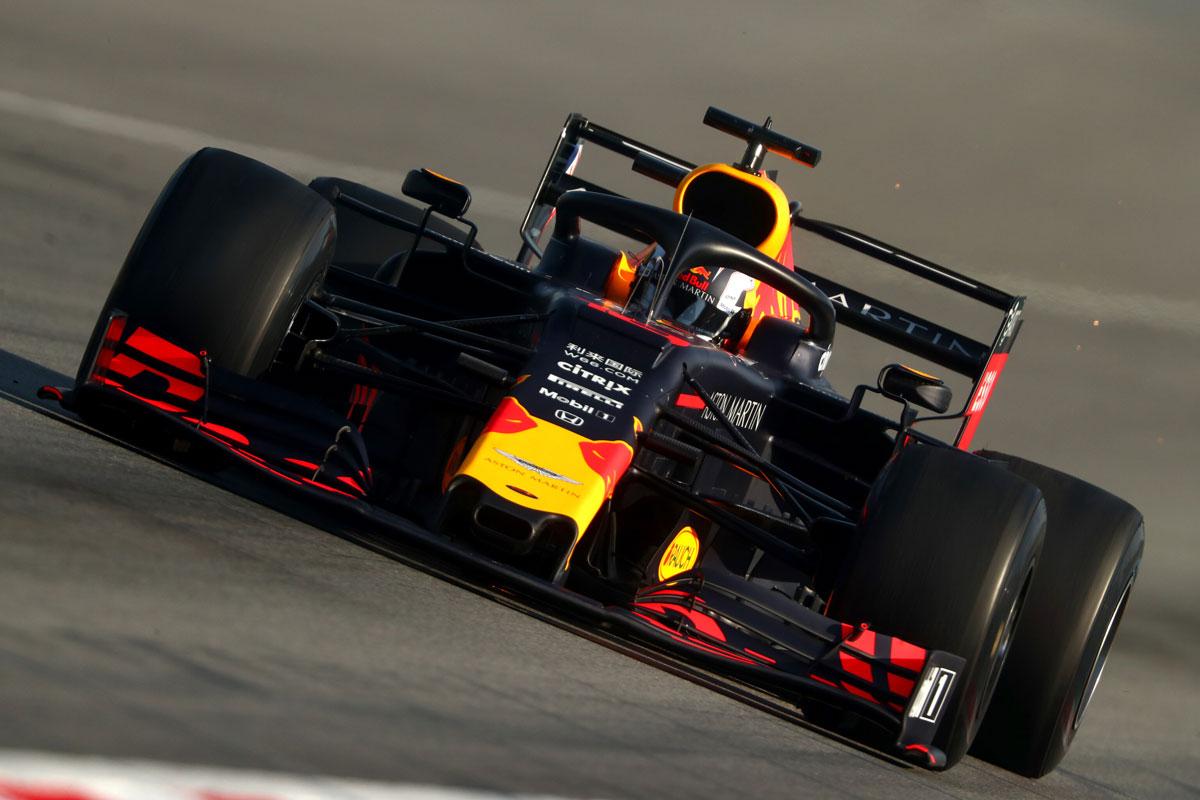 Red Bull Honda RB15