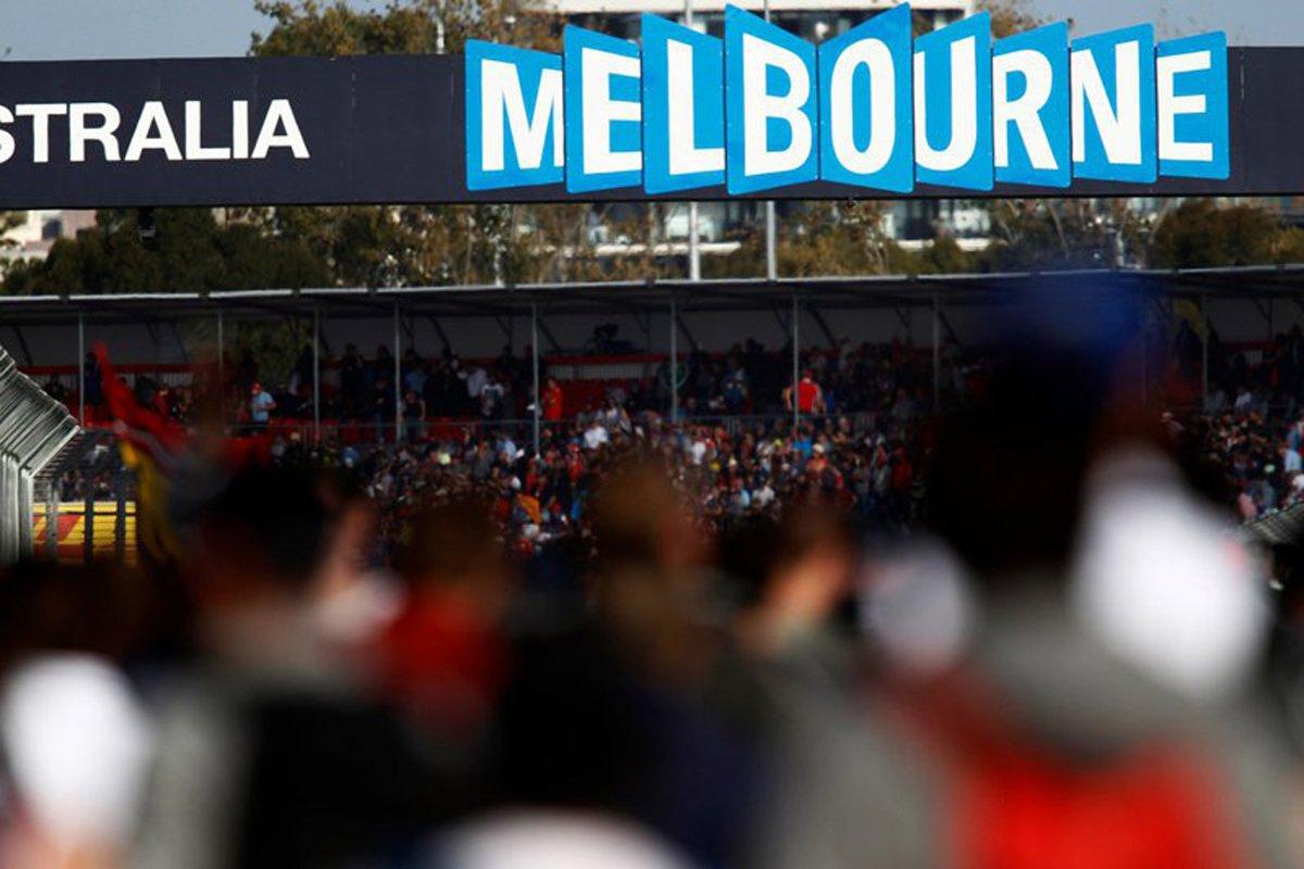 F1 2019年のF1世界選手権 オーストラリアグランプリ