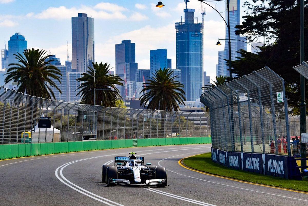 F1 オーストラリアグランプリ 2019年のF1世界選手権