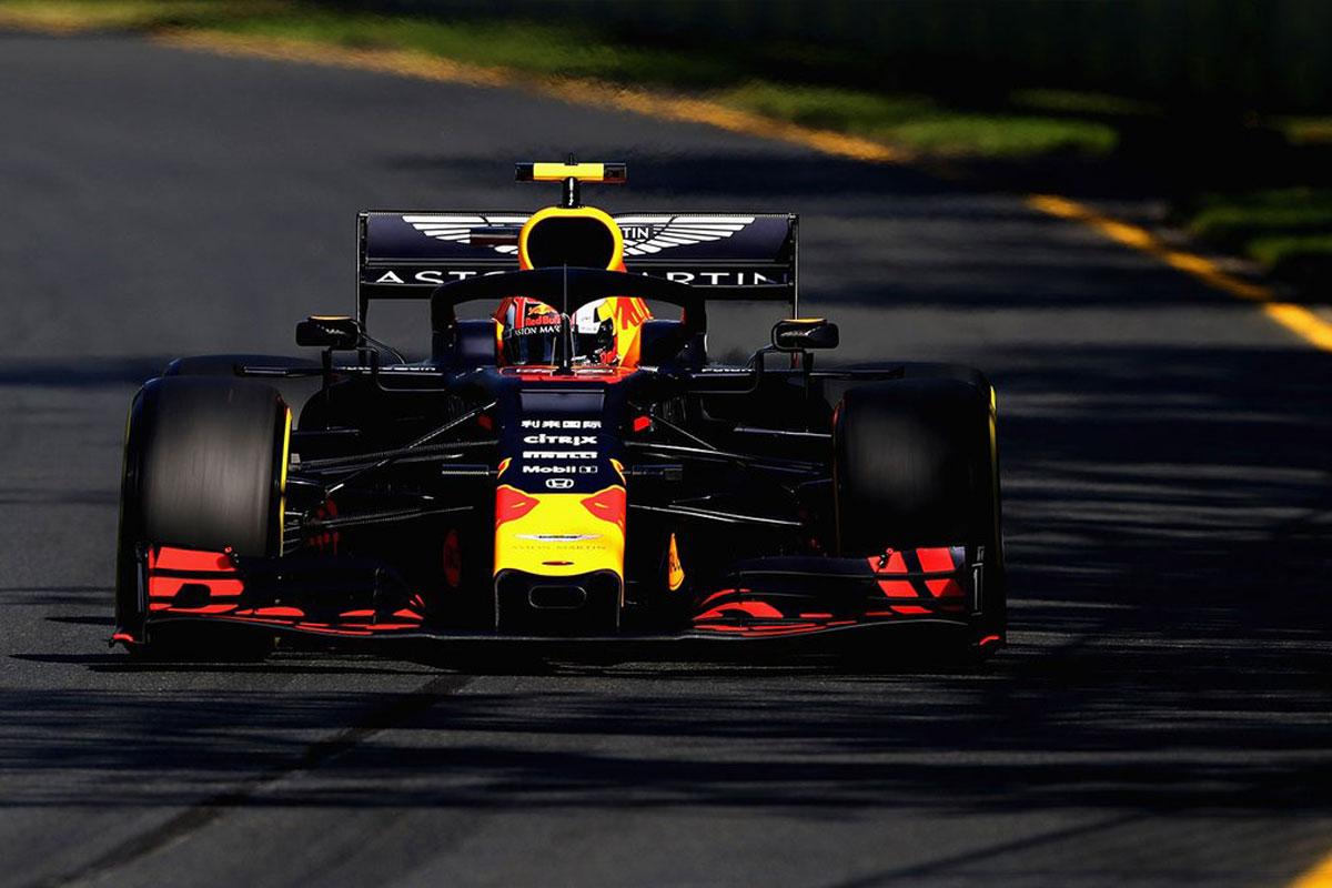 F1 オーストラリアグランプリ