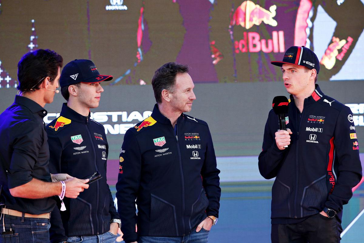 F1 レッドブル・ホンダ 2019年のF1世界選手権