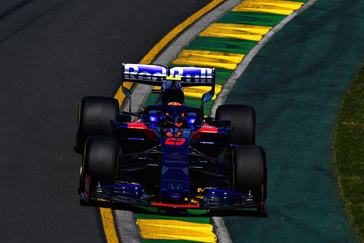 F1 ルノーF1 トロロッソ・ホンダ