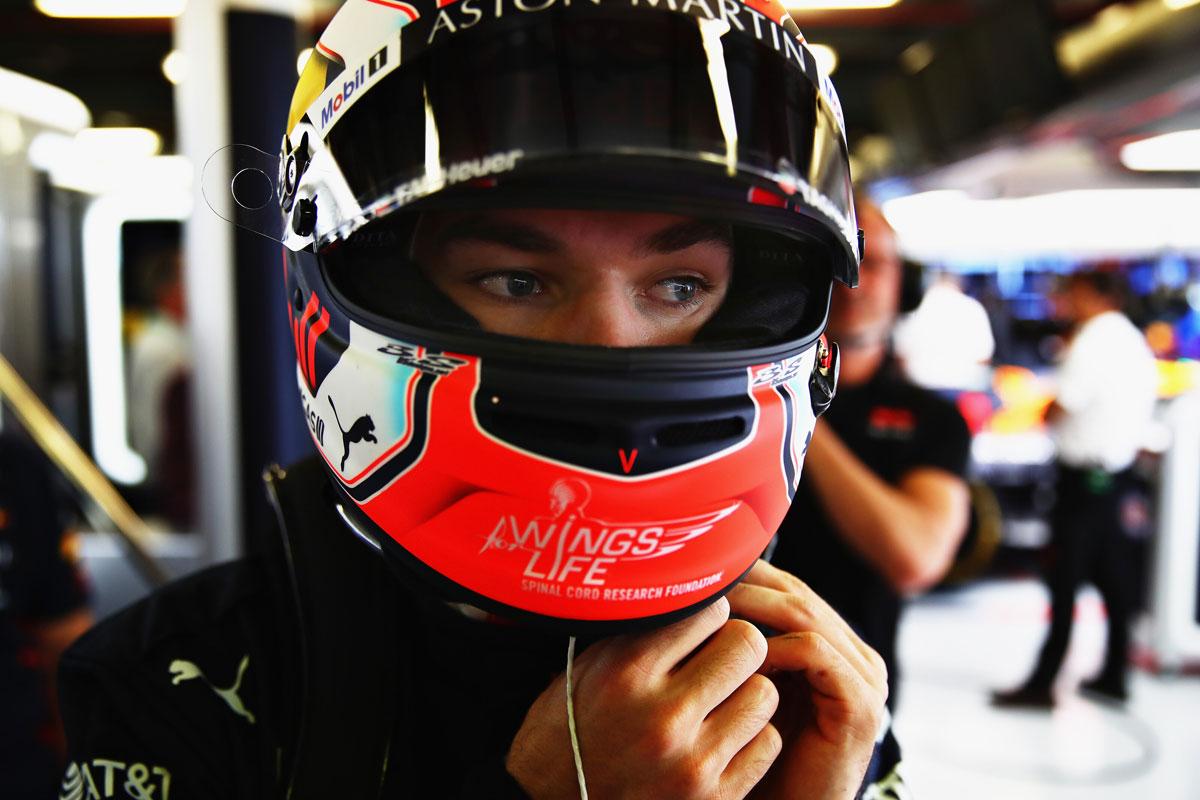 F1 オーストラリアGP ピエール・ガスリー