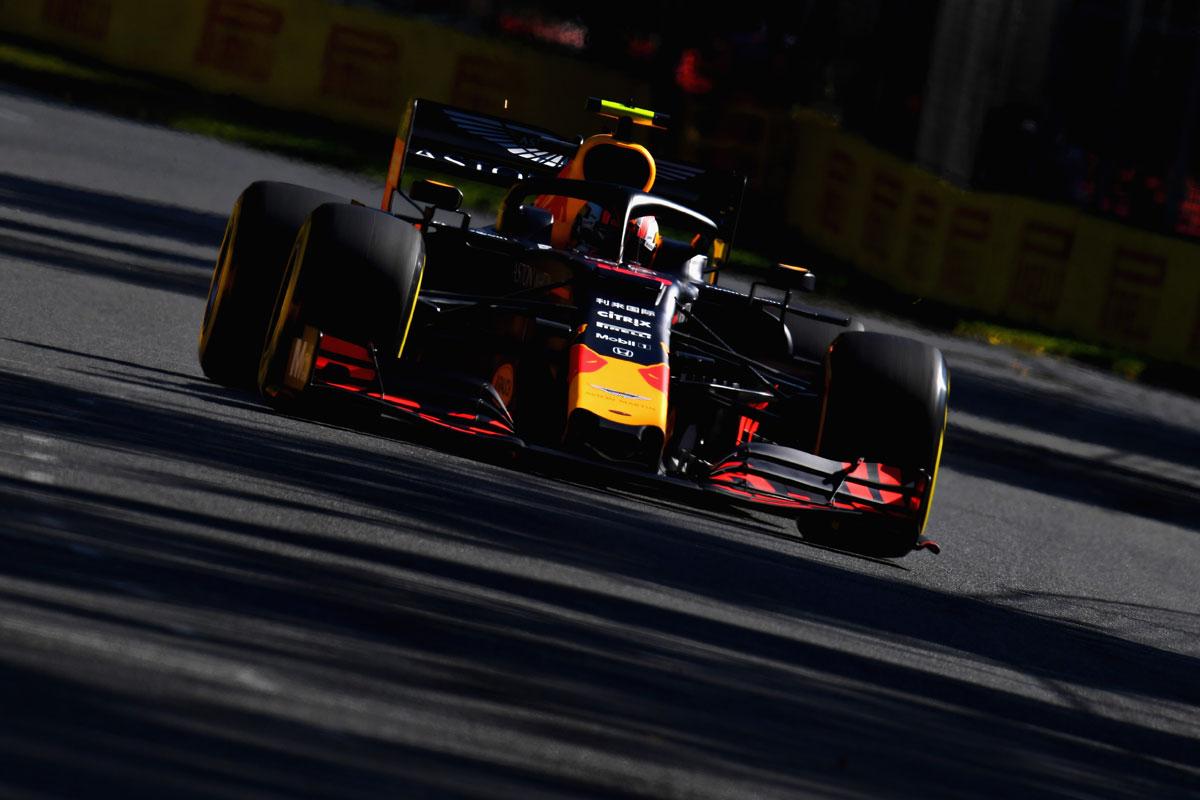 F1 ホンダF1 オーストラリアグランプリ