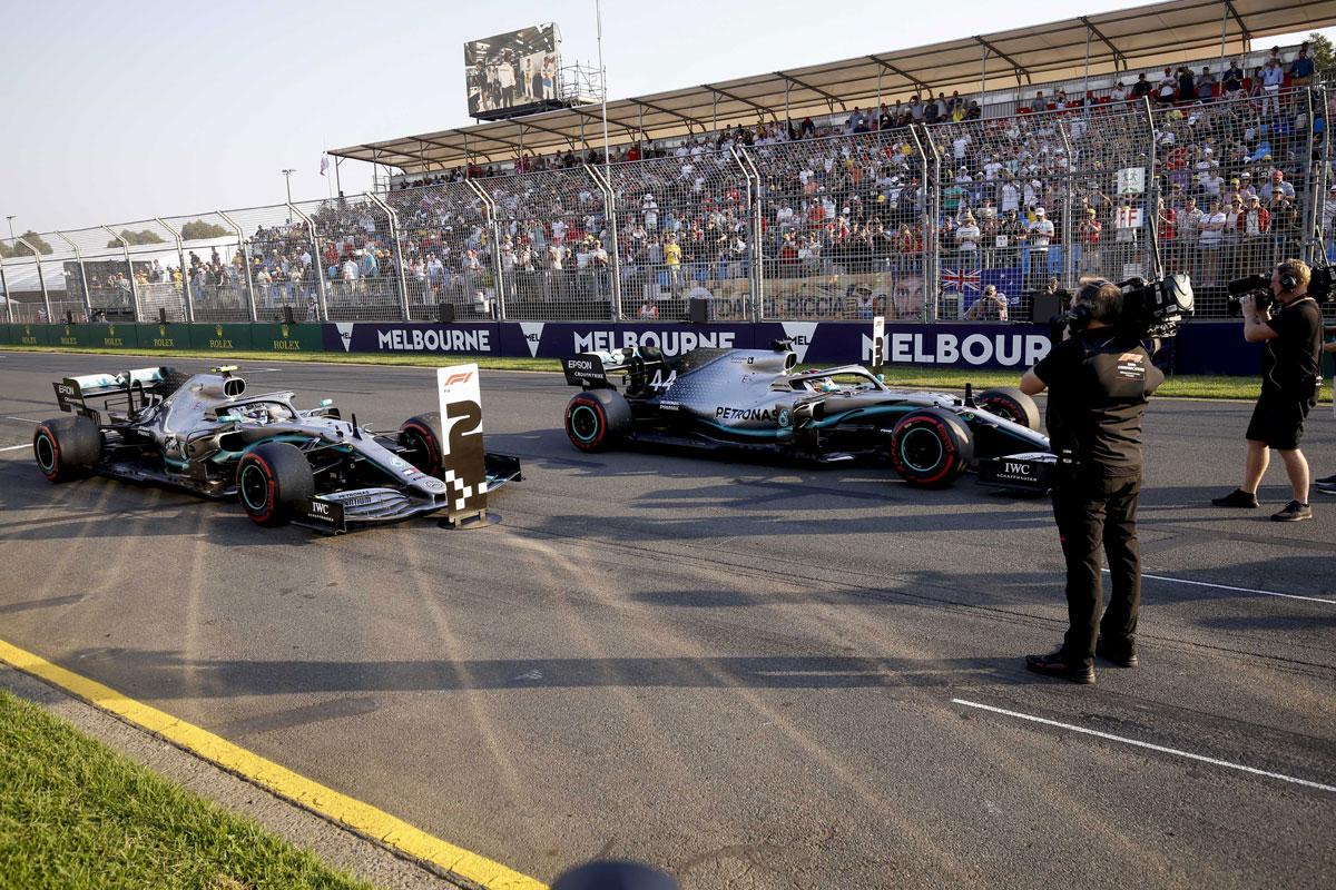 F1 オーストラリアGP 2019年のF1世界選手権