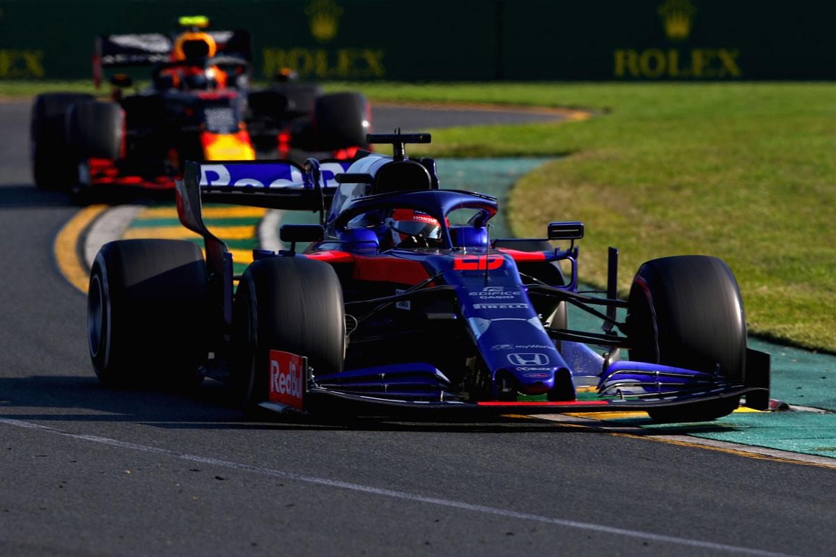 F1 トロロッソ・ホンダ オーストラリアGP