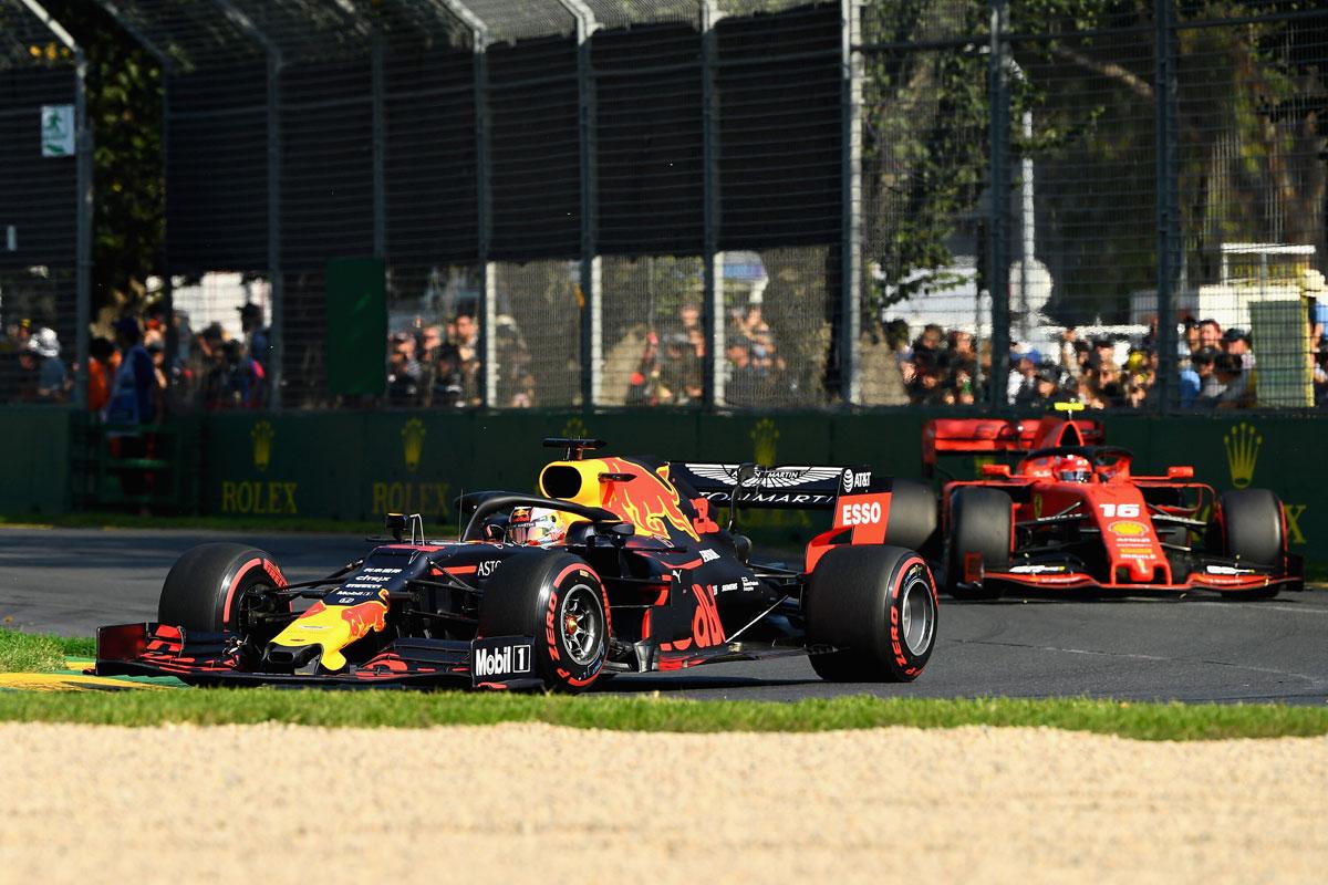 F1 マックス・フェルスタッペン ホンダF1l