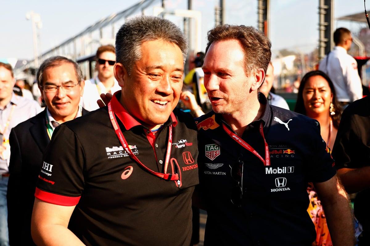 F1 ホンダ オーストラリアグランプリ
