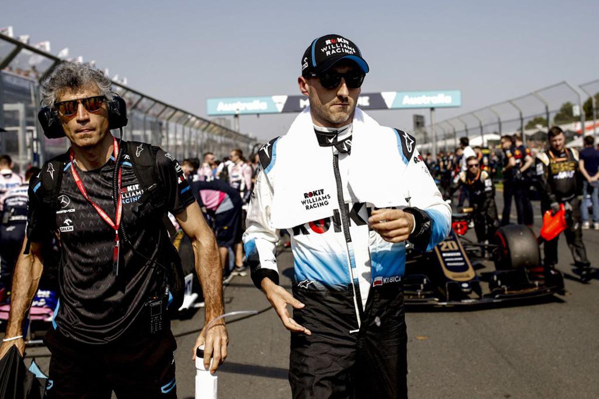 F1 ロバート・クビサ オーストラリアGP