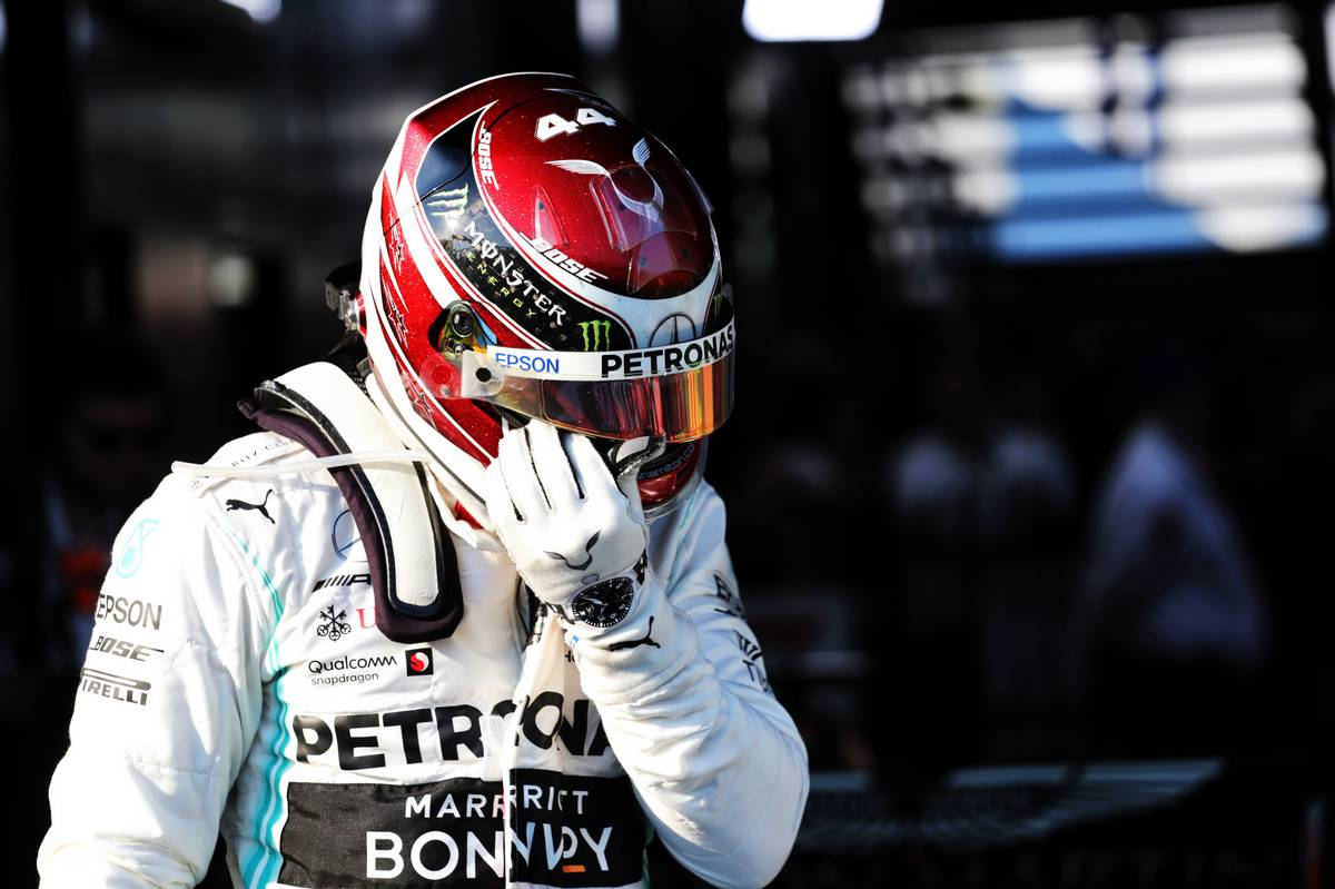 F1 ルイス・ハミルトン メルセデス