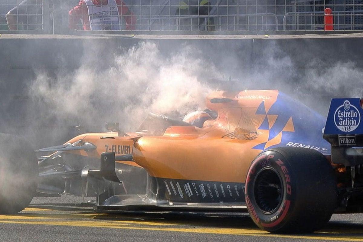 F1 カルロス・サインツ オーストラリアGP
