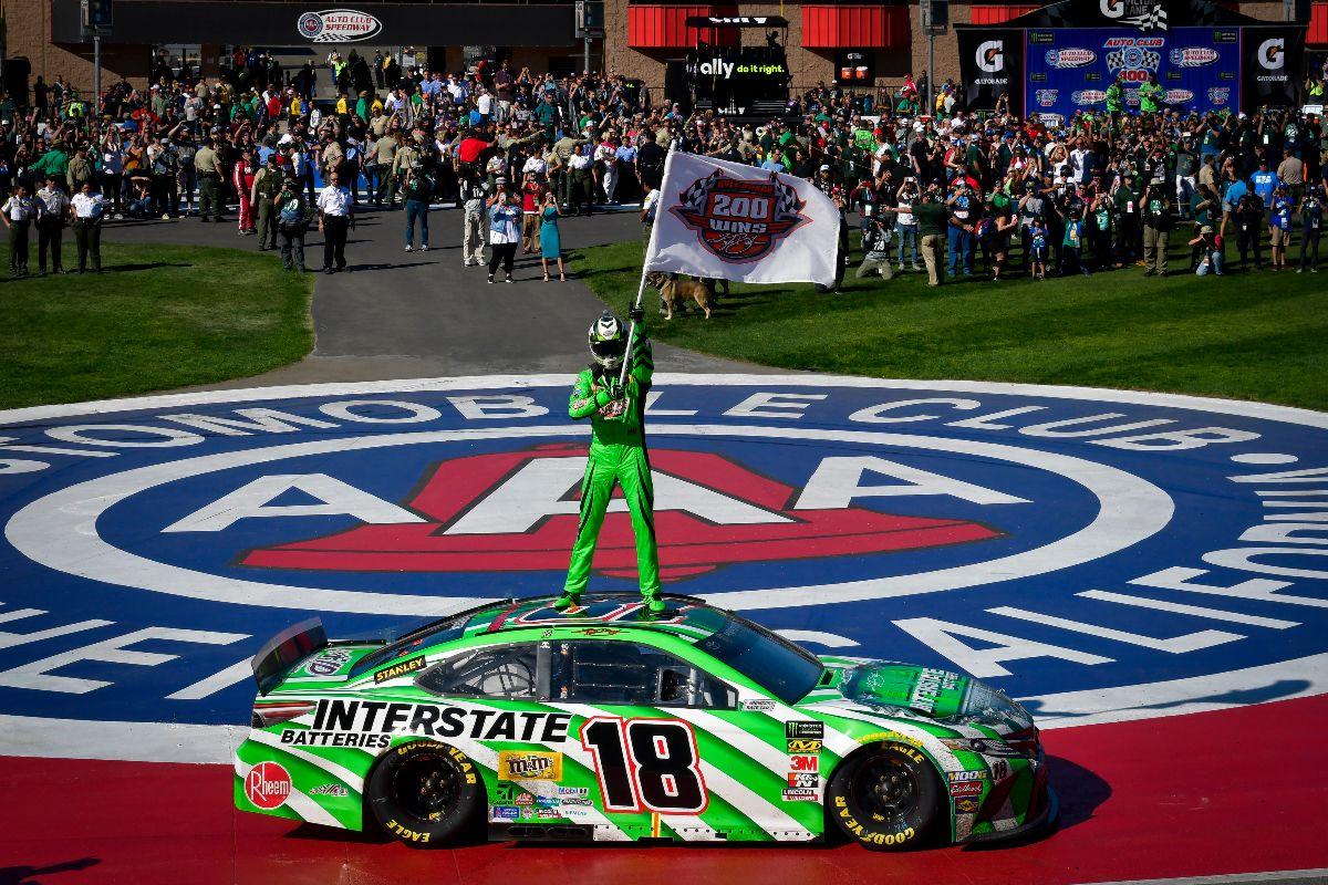カイル・ブッシュ NASCAR