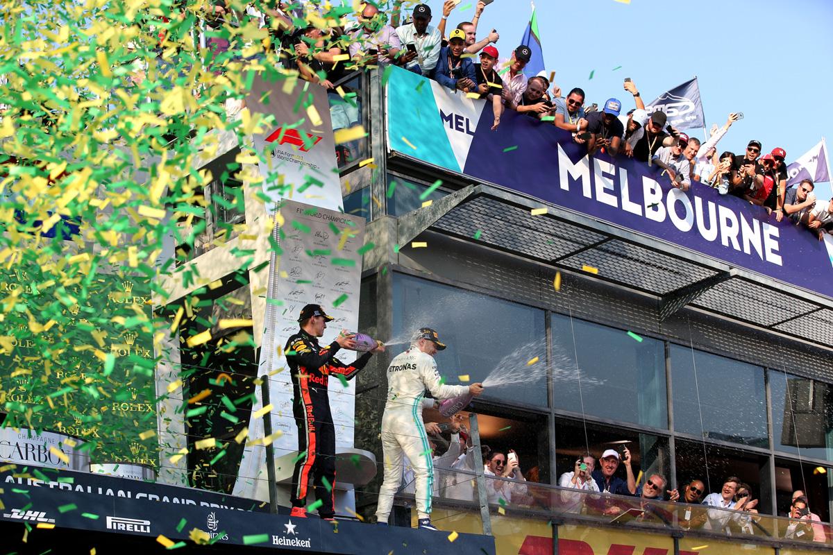 F1 オーストラリアGP