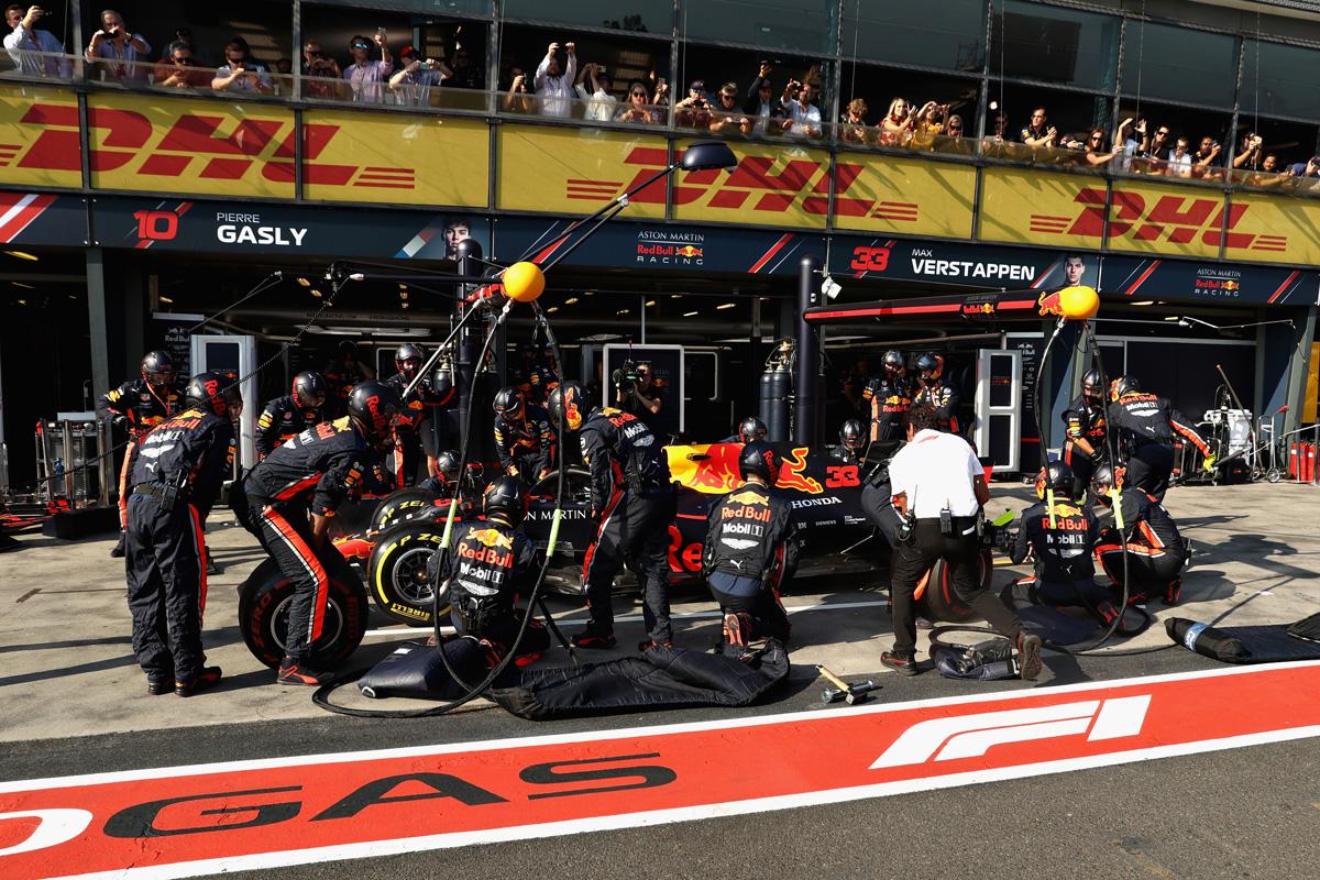 F1 バーレーングランプリ