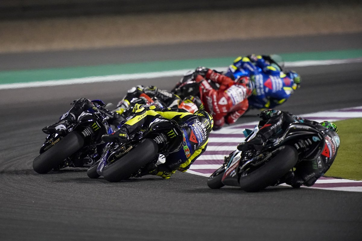 F1 MotoGP
