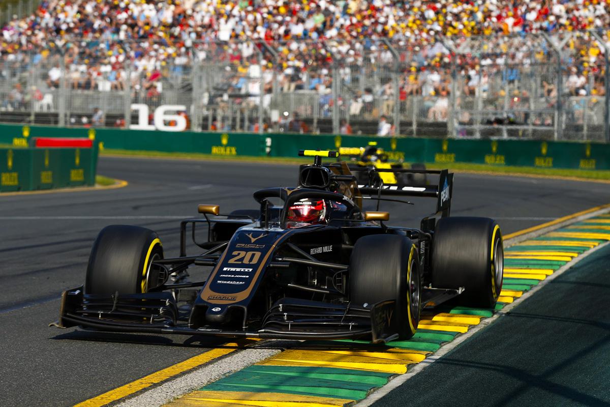 F1 ハースF1チーム オーストラリアGP