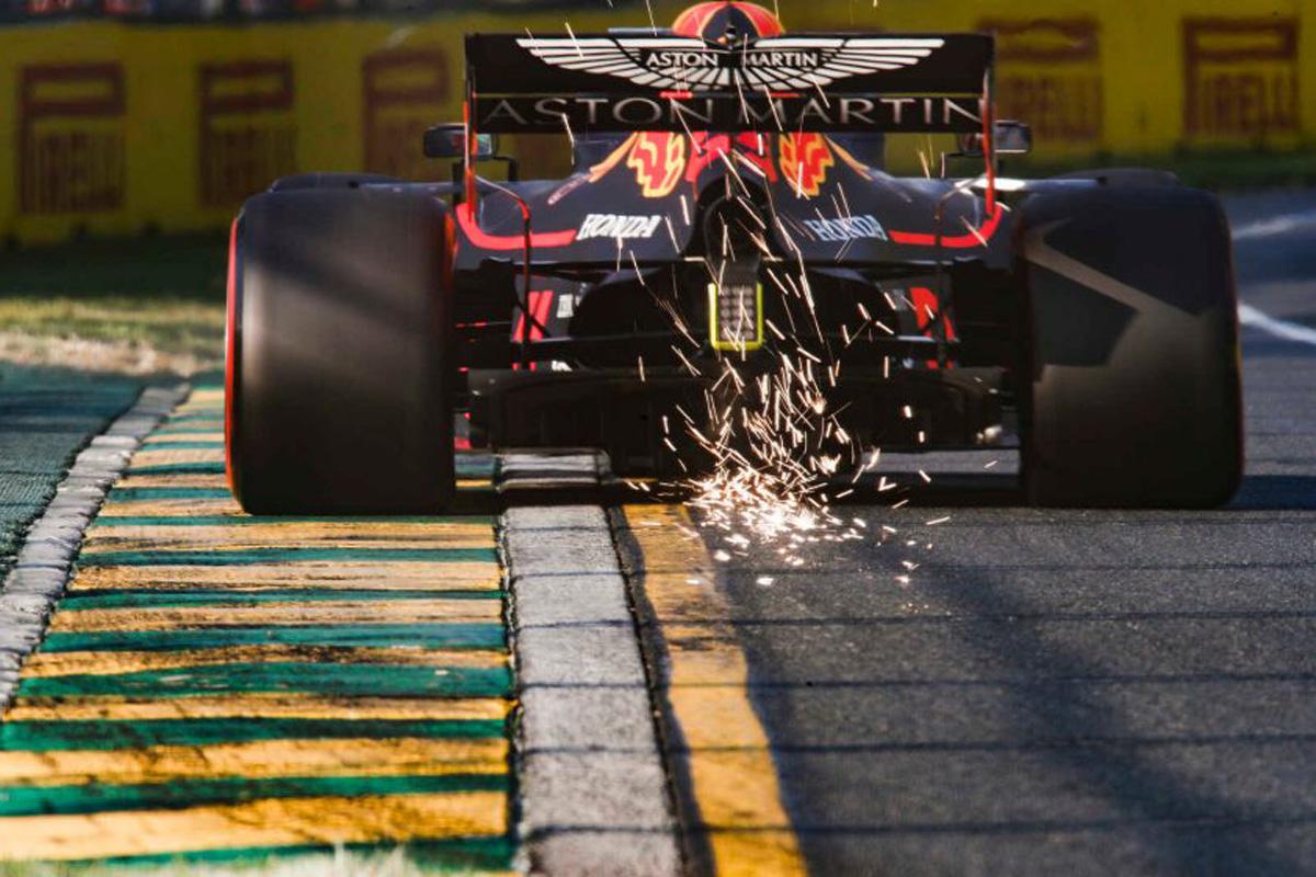 F1 メルセデス レッドブル・ホンダ