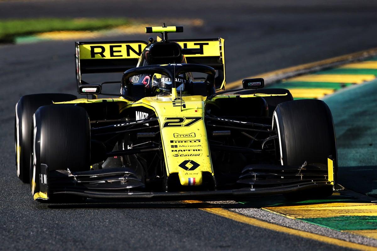 F1 ルノーF1 オーストラリアGP