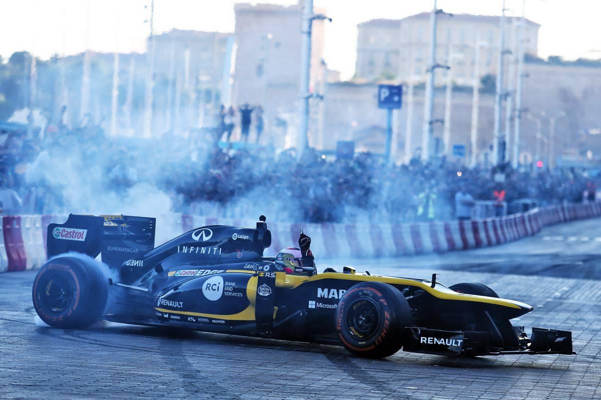 F1 ルノーF1 ディズニーランド・パリ