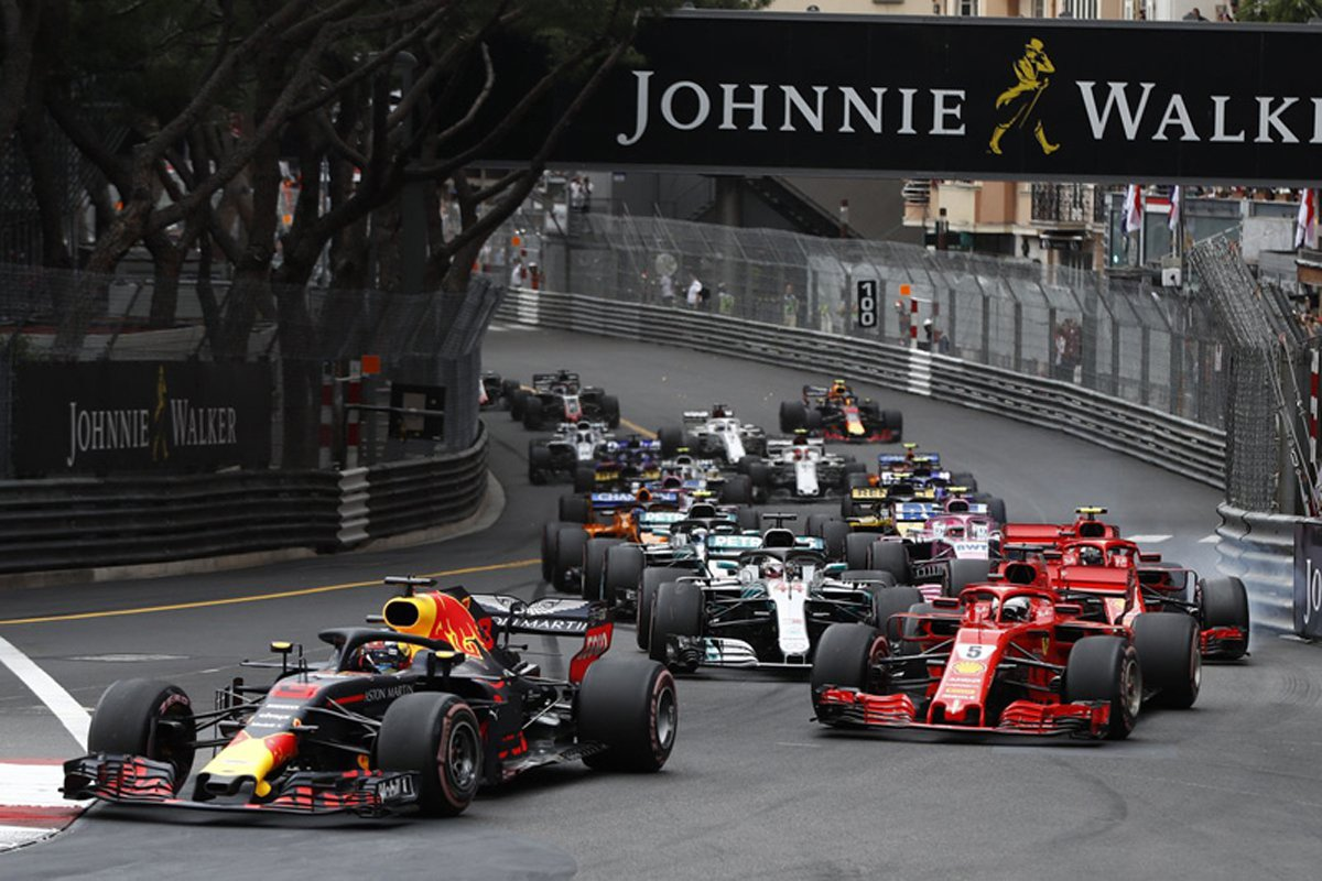 F1 モナコGP 2019年のF1世界選手権